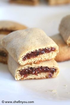 Fig Newtons Recipe ~oh so happy to have found this recipe!