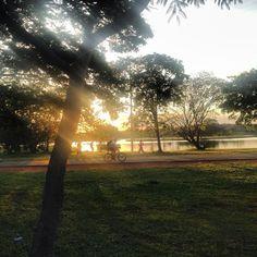 Parque da Cidade, em Brasília, por Carlos Sávio Ribeiro