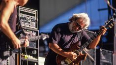 Bob Minkin shares photographs of the Grateful Dead and Jerry Garcia from the 1970s to today.