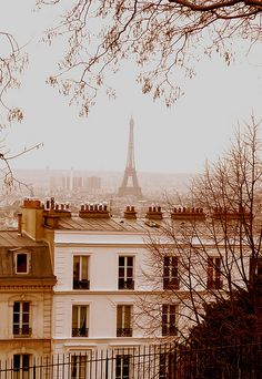 Paris...the most romantic.  Hope to return with my husband someday.