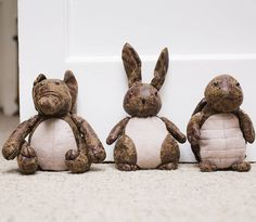 Door Stops. These are ADORABLE!!!!