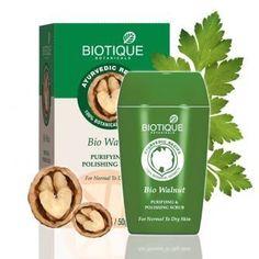Amazon.com: Biotique Walnut Skin Polisher 50g: Beauty