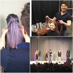 We had a packed house for @guy_tang's #metallicobsession presentation at today's #NashvilleFashionFocus! He will be on stage with us again tomorrow at 1:30, so don't miss it! #KenraColor #KenraEducation #Kreate #GuyTangKenra