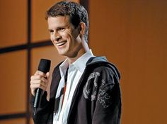 I have a serious thing for Daniel Tosh