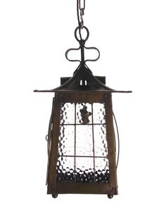 arts and crafts lamp | Art and Craft Site