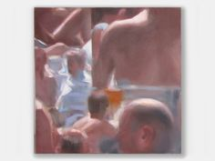 'Blurred Impressions' Interview with Michael Corbin in ArtBookGuy.com, New York 2013