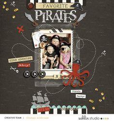 Pirates Costume Hall
