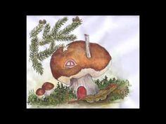 Houbové čarování Audio pohádka - YouTube Fairy Tales, Audio, Christmas Ornaments, Holiday Decor, Youtube, Painting, Art, Xmas Ornaments, Art Background