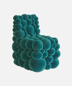 Mutation by Maarten De Ceulaer | Bubble chair and Interiors