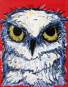 owl from 'The Owl Series' by Zachary Macphearson