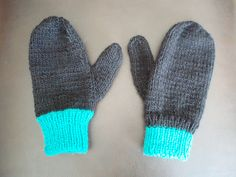Ravelry: Project Gallery for Basic Hat and Mittens (for Adults and Children) pattern by Leisure Arts