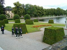 Slottspark / Palace Park, Drottningholms slott / Castle by eszsara