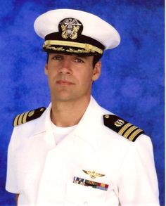 JAG-David James Elliott. There's just something about a beautiful man in uniform!