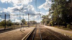 Jastrowie in Województwo wielkopolskie Railroad Tracks, Poland, Shots, Train Tracks