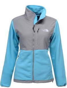 Womens The North Face Denali Fleece Jacket Fortuna Blue stephanie this site! North Face Coat, North Face Jacket, The North Face, North Faces, North Face Women, Sports Shirts, Autumn Winter Fashion, Winter Wear, Fall Winter