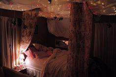 An interesting girl's bedroom...