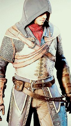 assassin's creed Arno Dorian, Assassins Creed Unity, The Grim, Assassin's Creed, Character Ideas, Gifs, Gaming, Cosplay, Character Concept