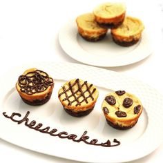 cookie cheesecake cupcakes