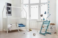 Stokke Home - a house within a house - specially for your baby