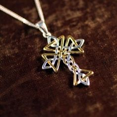 Our Celtic Knot Cross is a stunning reflecting of Celtic faith.