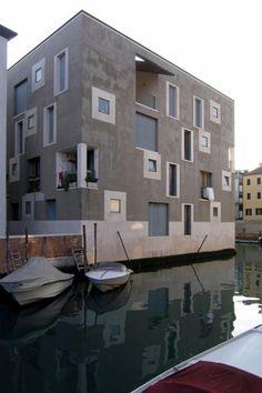 Cino Zucchi/D - Residential Building in La Giudecca