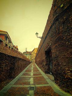 Cerca Medieval.