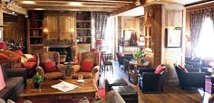 Hôtel Mont Blanc, Megève — French Alps Boutique Hotels   Tablet Hotels
