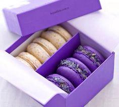 Purple Macarons #minimode www.mini-mode.com