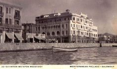 Thessaloniki, Old Photos, Greece, Louvre, Street View, History, Architecture, City, Macedonia