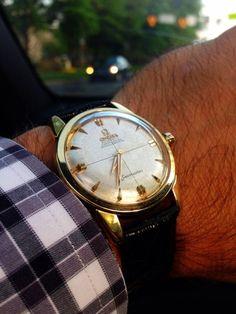 Rare Vintage Seamaster Chronometer #Omega #Seamaster #Womw #Menswear #Vintage #Watches #Chronometer - omegaforums.net