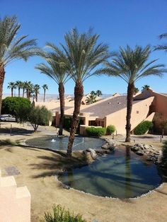 Cherish the vacation view - The Westin Mission Hills Resort & Villas #svnlife #california