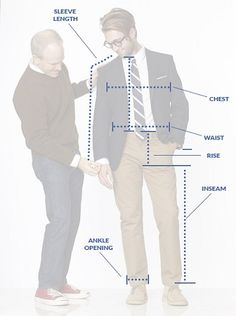 Style tips for short men - Learn how to recognize the good options here: