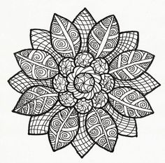 Cool Black and White line art   Les lectures de Carol: février 2014