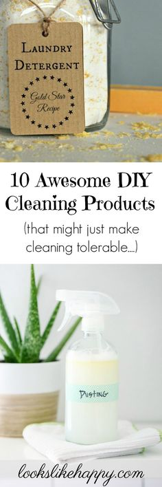 DIY Cleaning Product