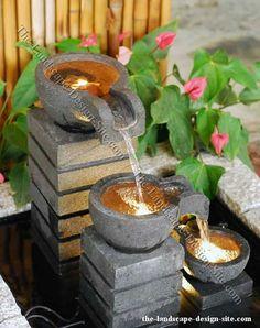 1000 images about secret garden on pinterest indoor - Japanese indoor water fountain ...