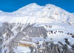 Schatzalp Davos Switzerland - The Magic Mountain of Thomas Mann
