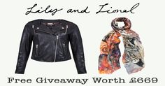 Enter here for your chance to win a free Lily and Lionel Leather Jacket and Scarf (RRP £669)