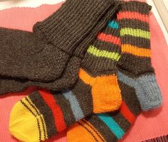 Woollen socks for him and her