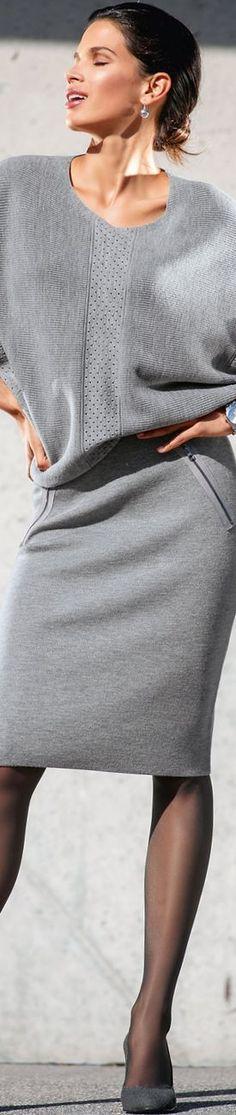 Madeleine Knit Skirt