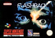 SNES - Flashback
