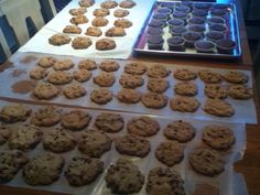 Les petits dimanches dans la cuisine Cereal, Sunday, Cookies, Breakfast, Desserts, Vintage, Food, Sweet Treats, Recipes