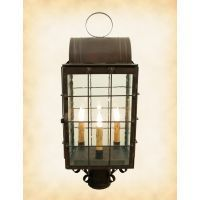 Handcrafted Lighting - Outdoor Lighting - Made In USA Outdoor Post Lights, Outdoor Lighting, Copper Lantern, Candle Sconces, Wall Lights, New Homes, House, Barn Weddings, Home Decor
