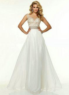 somos-moda: Vestidos blancos largos 10 bellas ideas!