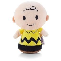 itty bittys® Charlie Brown Stuffed Animal - Anytime Gifts - Hallmark