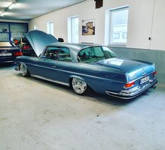 One of a kind 💪 ________________ ? Mercedes Benz Coupe, Old Mercedes, Classic Mercedes, Mercedes Benz Cars, Maserati, Lamborghini, Mazda, Custom Mercedes, Offroad