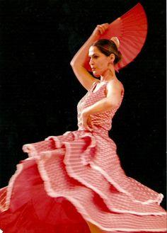 Angella Nazarian Flamenco Dancing