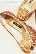 #golden #shoes #roberto #fabiani