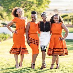 African Fashion Skirts, South African Fashion, African Fashion Designers, African Print Fashion, African Prints, African Traditional Wedding Dress, African Fashion Traditional, Traditional Outfits, Venda Traditional Attire