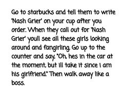 OMG @kat1012222   WE SHOULD DO THIS WITH ONE DIRECTION BOYS AND THE PHONE CALL THING IN AUGUST LOL THINK OF THEIR FACES!!!!