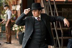 "Episode 703 - ""The Filmed Adventures of William Murdoch"": Crabtree (Jonny Harris) as Murdoch."